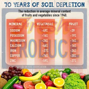 Our Soils are Depleted