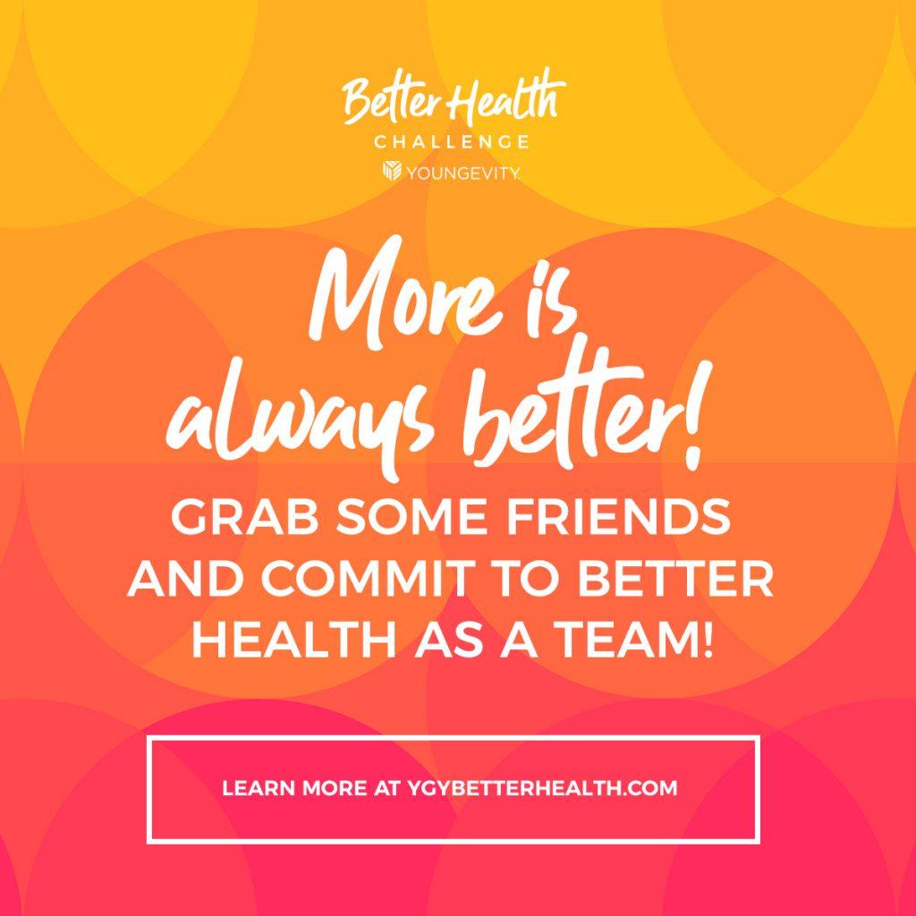 Better Health Challenge Team